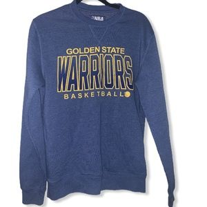 Men's Golden State Warriors Pullover Sweater